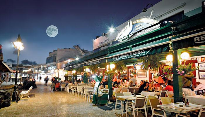 restaurante brisa marina paseo